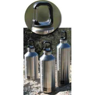 Dajo Stainless Steel Water Bottle with clip