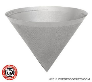 Coava Stainless Steel Coffee Cone