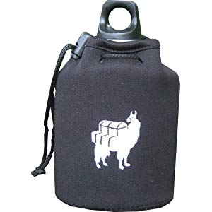 Grand Trunk Aluminum Water Flask with Lama cover