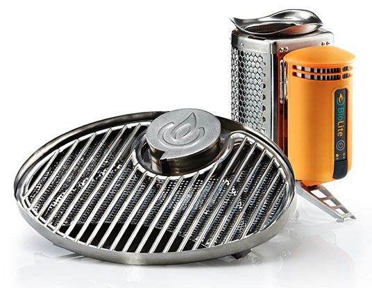 Biolite Portable Grill and Campstove