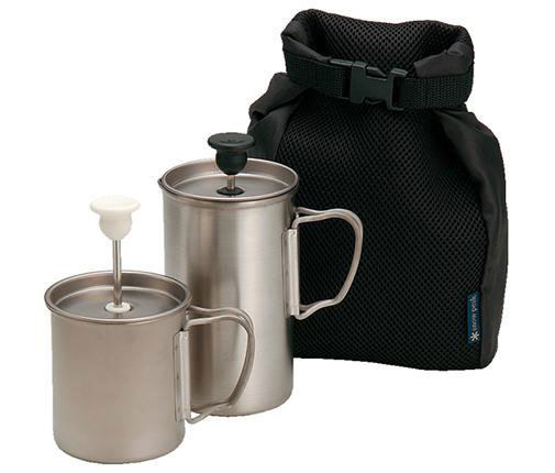 Snow Peak Coffee Set
