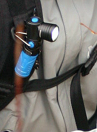 Fenix MC11 Flashlight