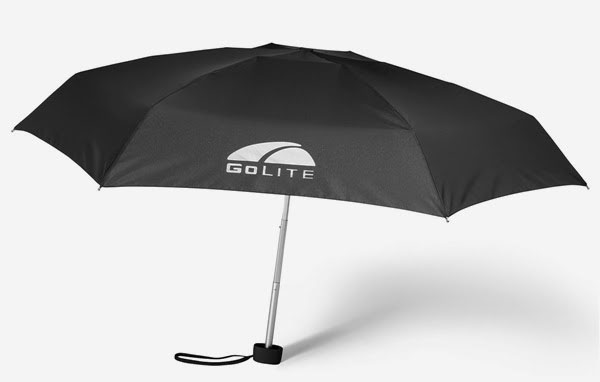 GoLite HalfDome umbrella