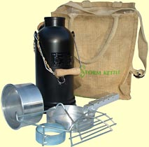 Eydon Poppin Storm Kettle kit