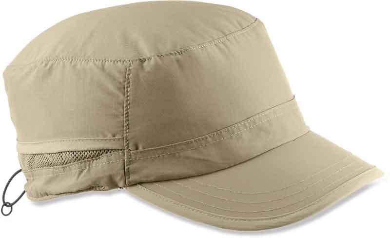 REI Sahara Cadet Cape Hat
