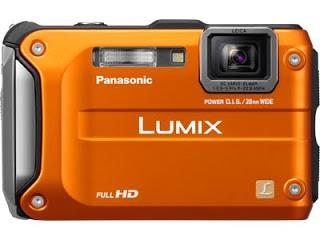 Panasonic Lumix Rugged Compact Camera