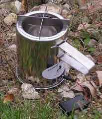 Woodgas Stove