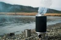 mKettle Wood-Fired Water Kettle