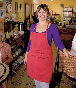 One World Eats Restaurant owner
