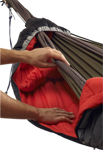 Grand Trunk Hammock Sleeping Bag closeup