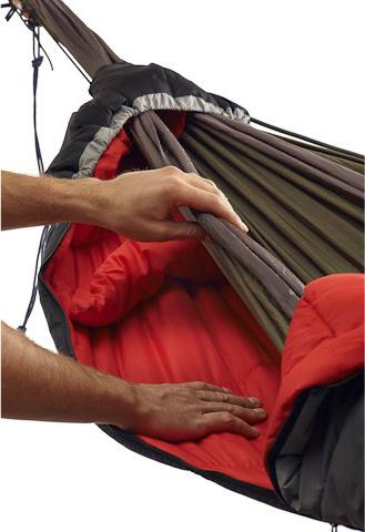 Grand Trunk Hammock Sleeping Bag closeup