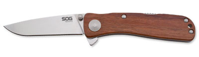 SOG Switch II Rosewood Handle Knife