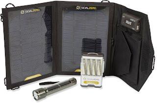 Goal Zero Guide 10 Solar Charging Kit