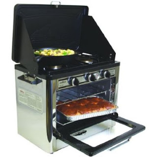 Camp Chef Outdoor Oven and Range