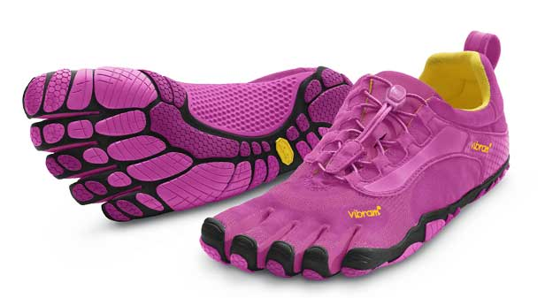 Vibram Five Fingers shoes
